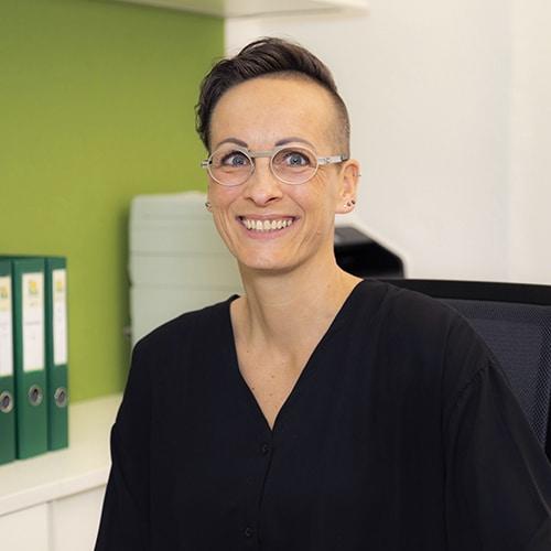 Ingeborg Traussnigg, Prokuristin bei Traussnigg GmbH